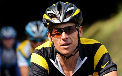Lance Armstrong Facts