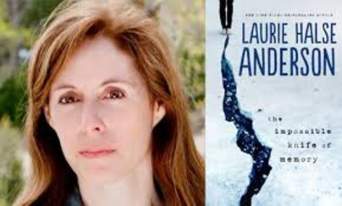 Laurie Halse Anderson Writer