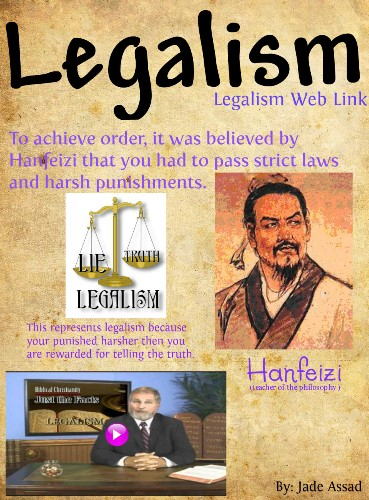 Legalism Facts
