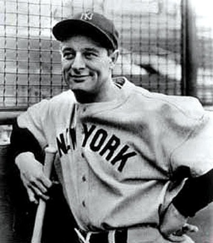 Lou Gehrig Facts