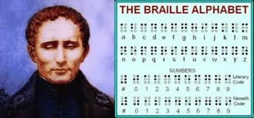 Louis Braille Alphabets