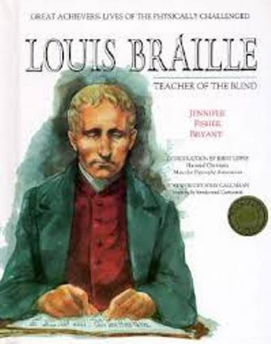 Louis Braille Book