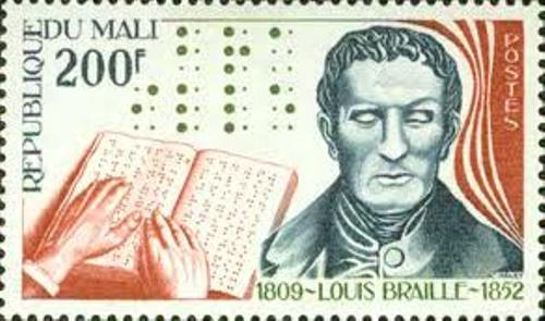 Louis Braille Facts
