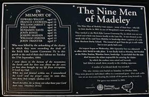 Madeley Facts