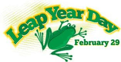 leap year frog