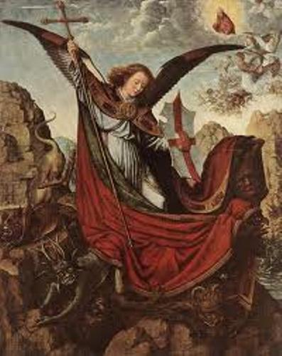 Archangel Michael Pic