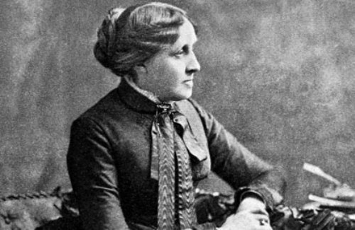 Louisa May Alcott Image