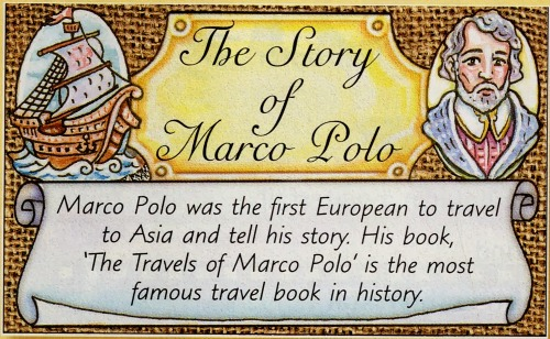 Marco Polo Story