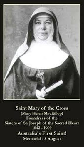 Mary Mackillop Facts