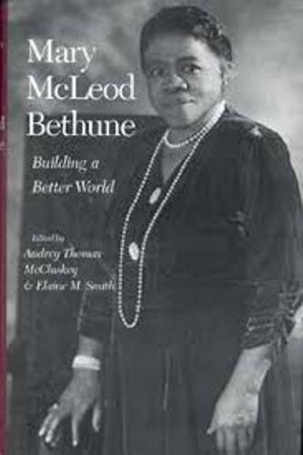 Mary Mcleod Bethune Book