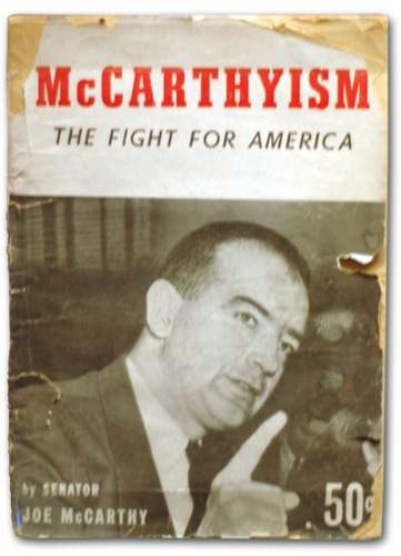 McCarthyism In USA