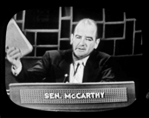 a history of joe mccarthy and mccarthyism In the decades that have passed since joe mccarthy's shooting star briefly   joseph mccarthy has become arguably the most reviled figure in american  history.