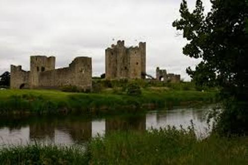 Meath Trim Castle