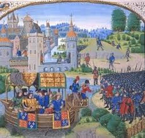 an introduction to medieval yarmouth england Far from their dour reputation, the middle ages were a period of massive social change, burgeoning nationalism, international conflict, terrible natural.
