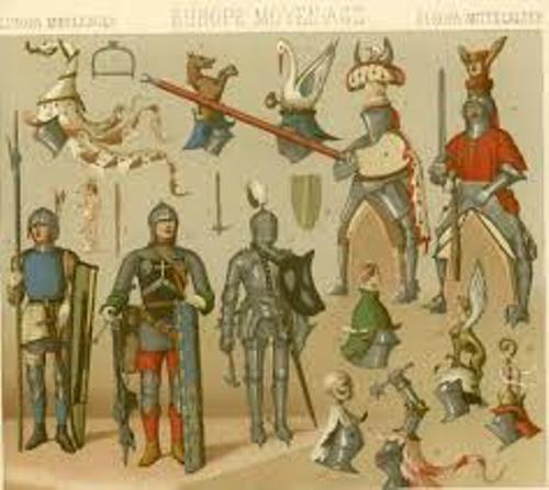 Medieval Europe Knights