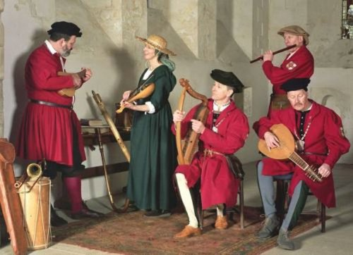 Medieval Music Pic