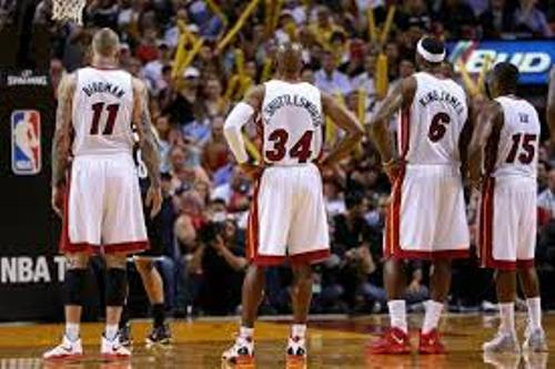 Miami Heat Players