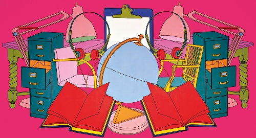Michael Craig-Martin Facts