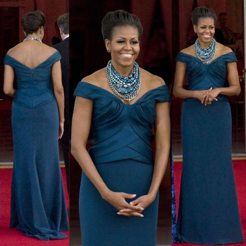 Michelle Obama Night Gown