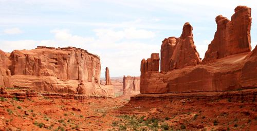 Arches National  Facts