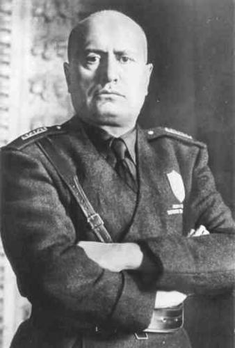 Benito Mussolini Facts