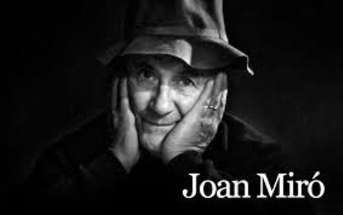Joan Miro Facts
