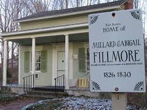 Millard Fillmore Home