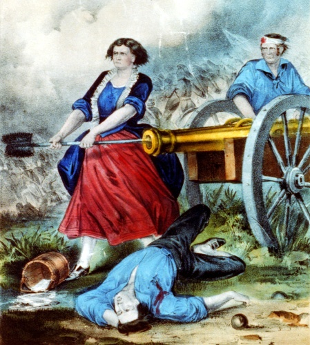 Molly Pitcher Facts