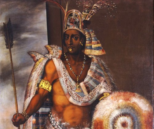 a biography of montezuma an aztec leader The emperor of the triple alliance (aztec empire) born in 1467 into the royal  family of tenochtitlán, the  conquest: montezuma, cortés, and the fall of.