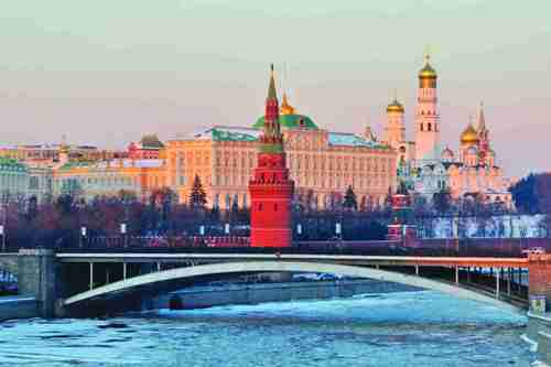Moscow Scenery