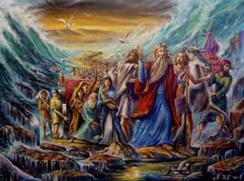 Moses as a Leader