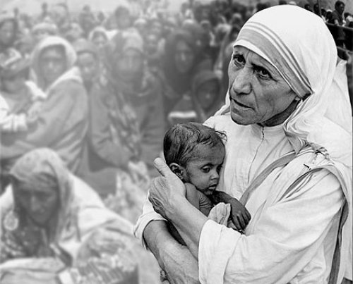 Mother Teresa Image