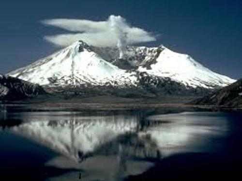 Mount Saint Helens Eruption