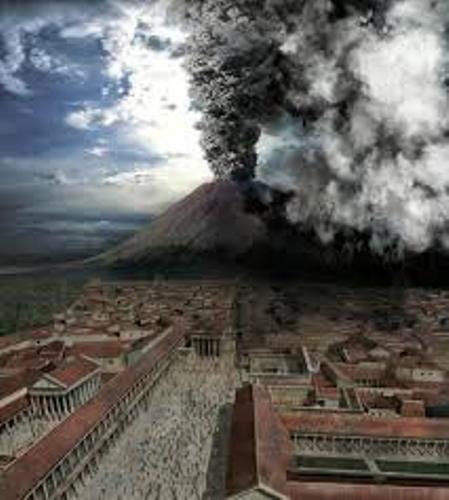 Mount Vesuvius in Ancient Time