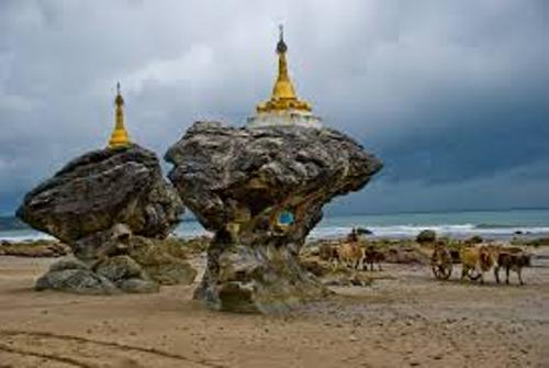Myanmar Beaches