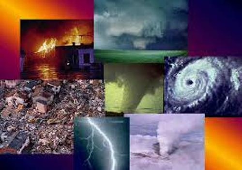 Natural Disaster Pictures