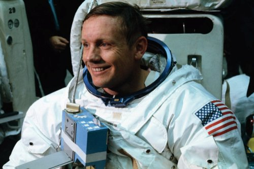 Neil Armstrong Astronout