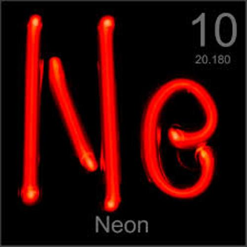 High Voltage Indicators Neon : Interesting neon facts my