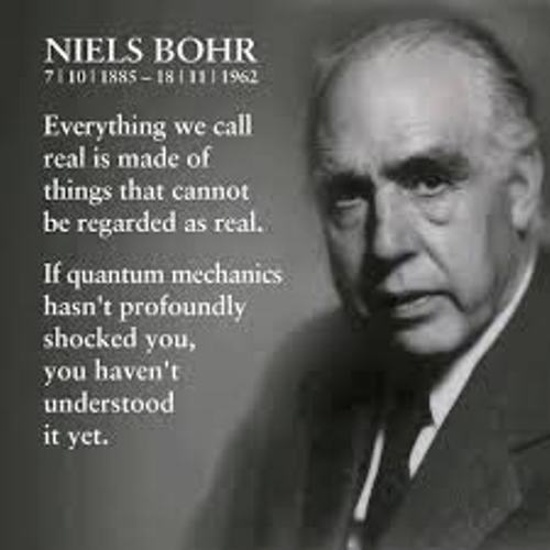 Niels Bohr Scientist