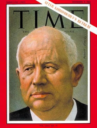 nikita khrushchev essay Free essay: nikita khrushchev rose to power after the death of stalin he was a  leader who desperately worked for reform yet his reforms hardly ever.