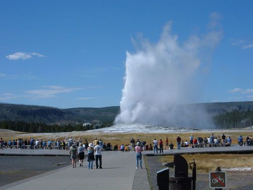 Old Faithful Pictures