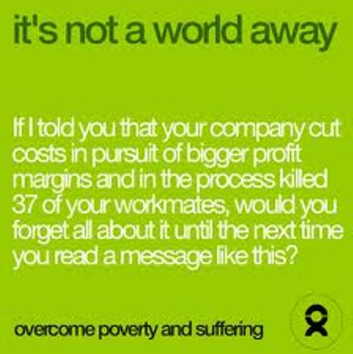 Oxfam Message