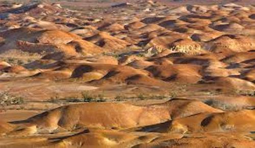 Coober Pedy Travel