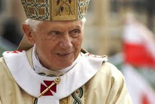 Pope Benedict Facts