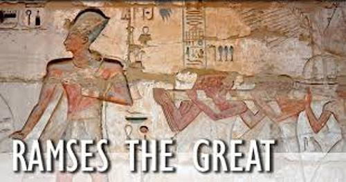 a biography of the pharaoh ramses the great Ramses ii, ramses also spelled ramesses or rameses, byname ramses the great, (flourished 13th century bce), third king of the 19th dynasty (1292–1190 bce) of.