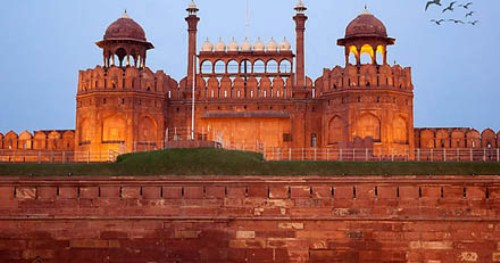 Red Fort Facts