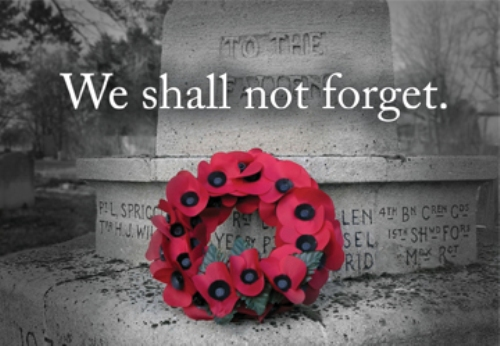 Remembrance Day Pic