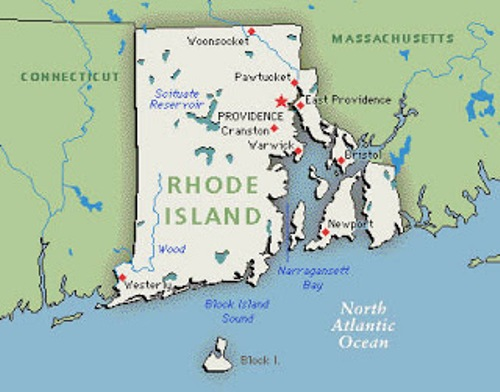 Facts about Rhode Island Colony