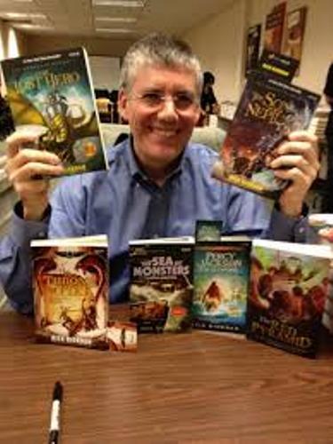 Rick Riordan's Books