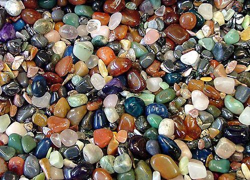 Colors of Rocks and Minerals